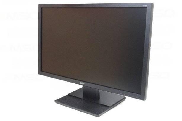 """ACER V246HL 24"""" 1920x1080 LED DVI D-SUB"""
