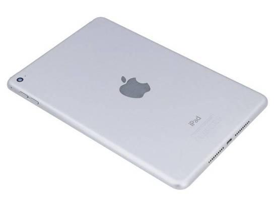 APPLE IPAD MINI 4 A1538 A8 2GB 128GB 2048x1536 SPACE GRAY iOS