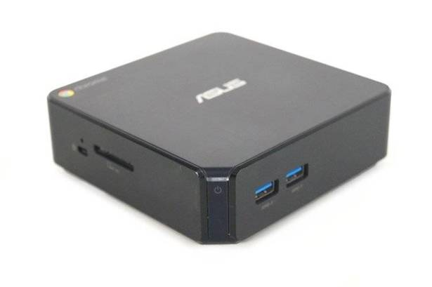 ASUS Chromebox i7-4600U 2x2.1GHz 8GB 16GB SSD ChromeOS