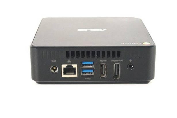 ASUS Chromebox i7-4600U 2x2.1GHz 8GB 16GB SSD ChromeOS + Karta pamięci 128GB
