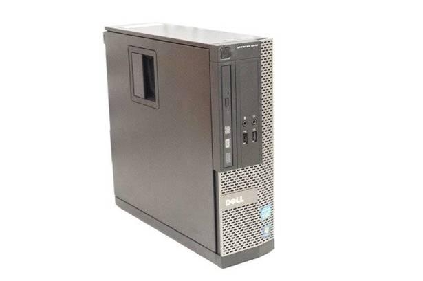 DELL 3010 SFF i5-3470 4GB 120GB SSD WIN 10 HOME