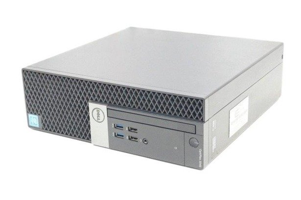 DELL 3040 SFF i3-6100 8GB 240GB SSD WIN 10 HOME