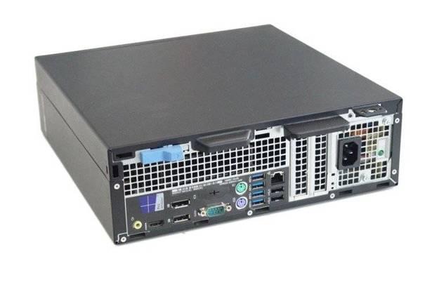DELL 5050 SFF i3-6100 8GB 240GB SSD WIN 10 HOME