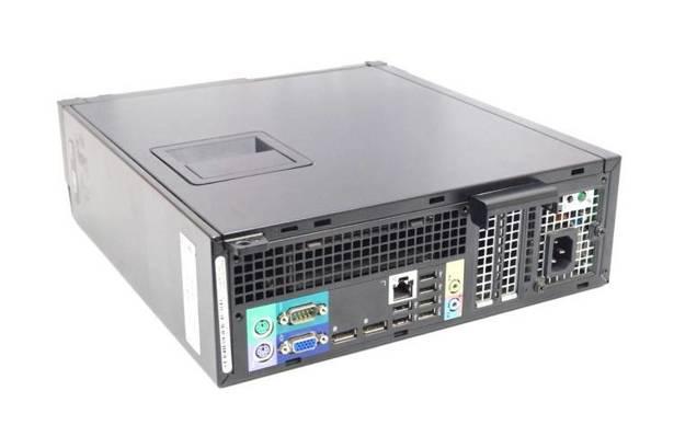 DELL 7010 SFF i3-3220 8GB 240GB SSD WIN 10 PRO