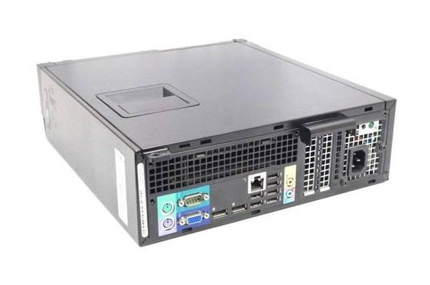 DELL 7010 SFF i5-3470 4GB 240GB SSD WIN 10 HOME