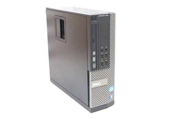 DELL 7010 SFF i7-3770 8GB 120GB SSD WIN 10 HOME