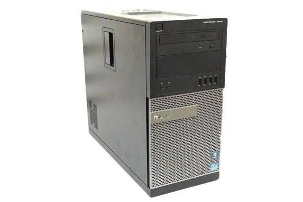 DELL 7010 TW i5-3470 4GB 120GB SSD WIN 10 HOME