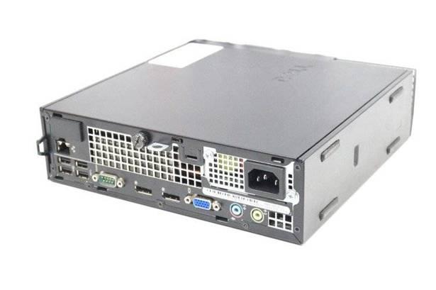 DELL 7010 USFF i5-3570S 8GB 120GB SSD WIN 10 HOME