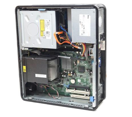 DELL 780 DT E7500 4GB 120GB SSD WIN 10 HOME