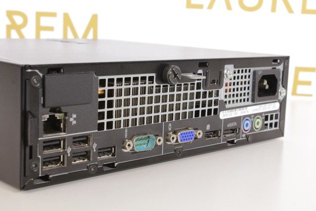 DELL 780 USFF E8400 4GB 120GB SSD WIN 10 HOME