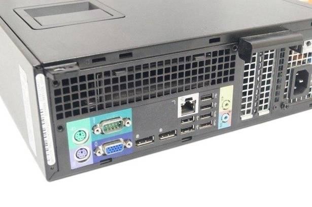 DELL 9010 SFF i5-3470 8GB 240GB SSD WIN 10 PRO
