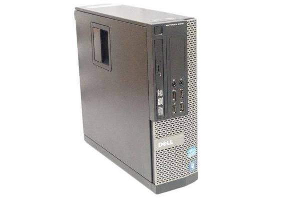 DELL 9020 SFF i5-4570 8GB 120GB SSD WIN 10 HOME