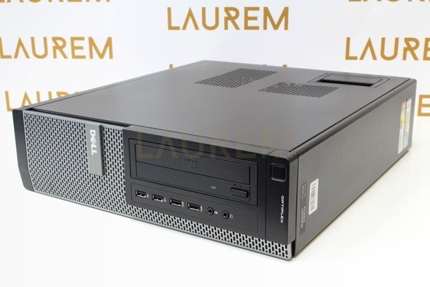 DELL 990 DT i5-2400 4GB 120GB SSD WIN 10 HOME