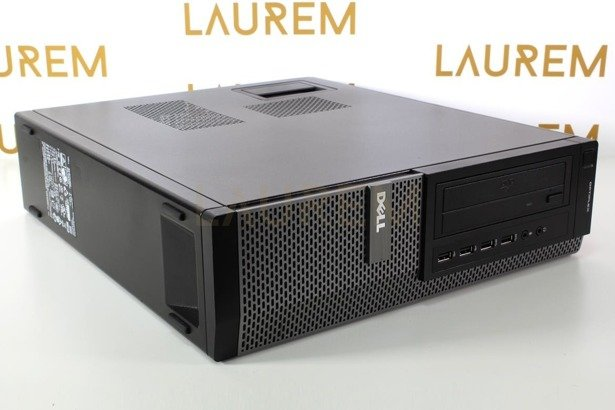 DELL 990 DT i5-2400 8GB 120GB SSD