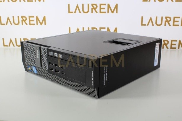 DELL 990 SFF i5-2400 16GB 120GB SSD WIN 10 HOME
