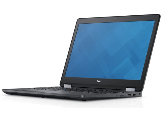 DELL E5470 i5-6300U 8GB 128GB SSD FHD WIN 10 HOME