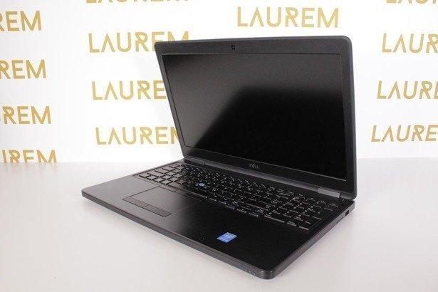 DELL E5550 i7-5600U 16GB 240SSD FHD WIN 10 HOME