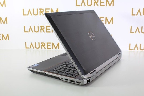 DELL E6520 i5-2520M 8GB 120GB SSD WIN 10 HOME