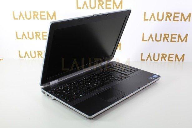 DELL E6530 i5-3320M 4GB 120GB SSD FHD WIN 10 PRO