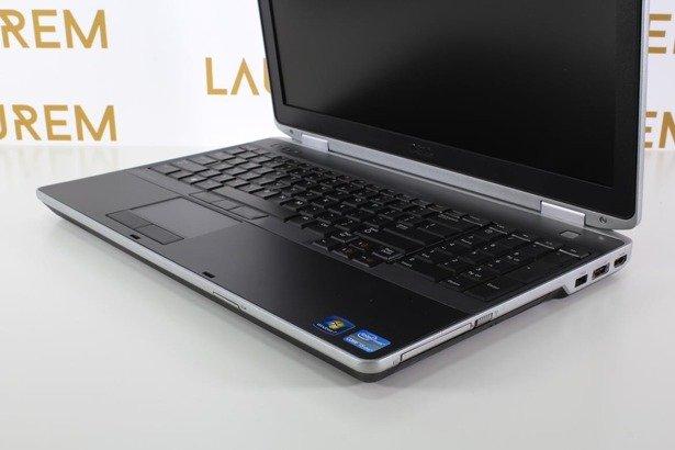 DELL E6530 i7-3520M 8GB 240GB SSD HD+ WIN 10 HOME