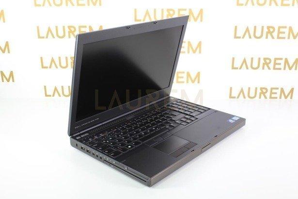 DELL M4700 i7-3840QM 16GB 120SSD K2000M FHD WIN 10