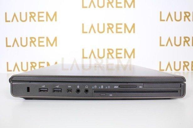 DELL M4700 i7-3840QM 8GB 500GB K2000M FHD WIN10PRO