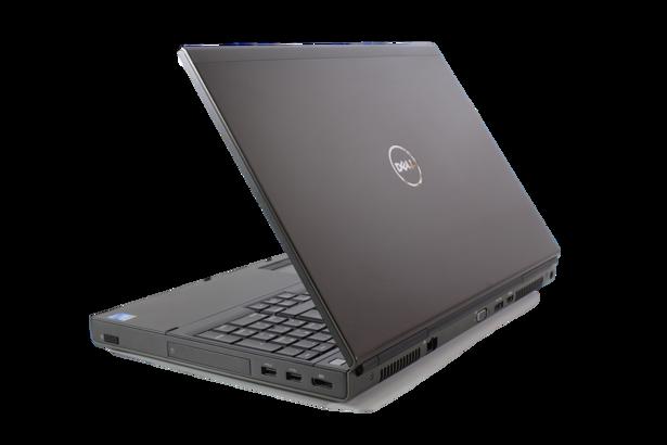 DELL M4800 i7-4800MQ 8GB 480GB SSD K1100M WIN 10 HOME