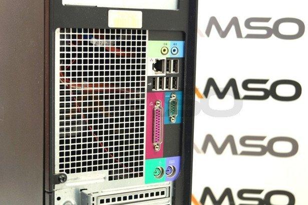 DELL Precision T3400 E8400 2x3.0GHz 4GB 240GB SSD DVD NVS