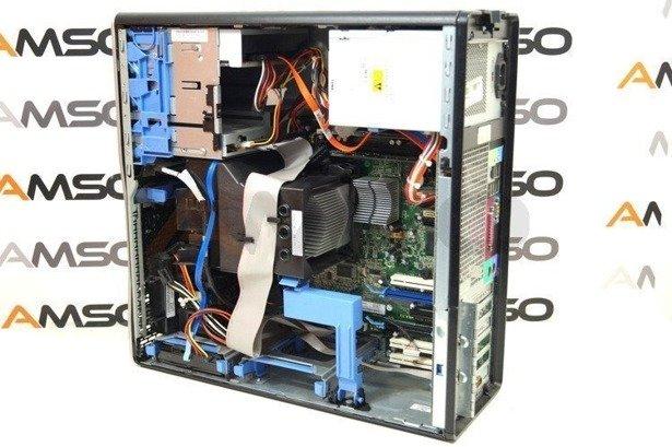 DELL Precision T3400 E8400 2x3.0GHz 4GB 250GB DVD NVS Windows 10 Professional PL