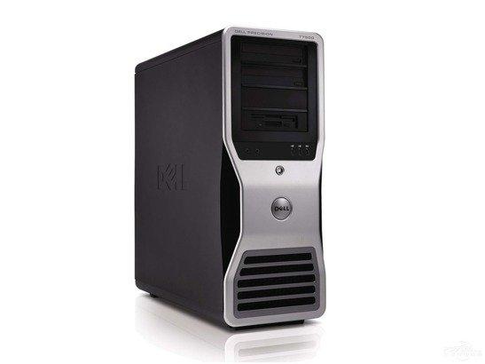 DELL T7500 2XE5507 12 GB 240 GB SSD NVS WIN 10 PRO