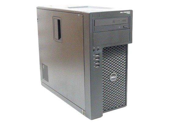 Dell Precision T1650 E3-1225v2 3.2GHz 8GB 240GB SSD DVD NVS Windows 10 Professional PL