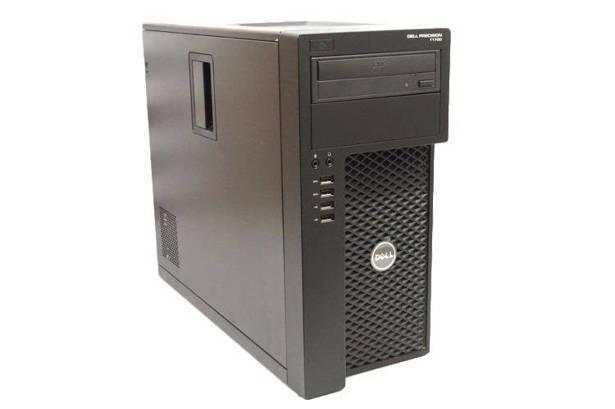 Dell Precision T1700 E3-1270v3 3.5GHz 16GB 480GB SSD DVD NVS