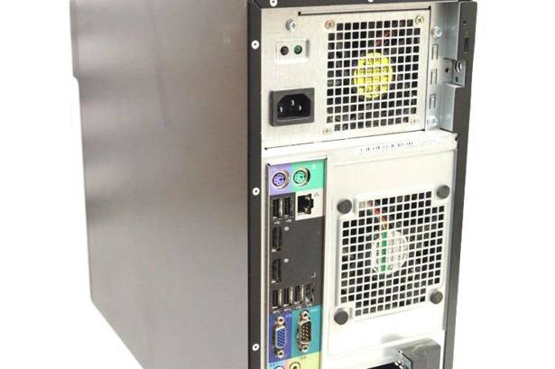 Dell Precision T1700 E3-1270v3 3.5GHz 8GB 500GB +120GB SSD DVD NVS Windows 10 Home PL