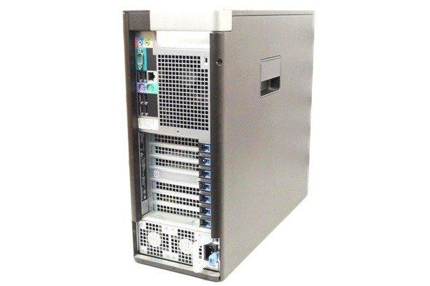 Dell Precision T3600 E5-1620 4x3.6GHz 8GB 240GB SSD NVS Windows 10 Professional PL