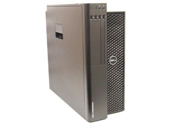 Dell Precision T3610 E5-1620v2 16GB 240GB SSD DVD NVS Windows 10 Professional PL