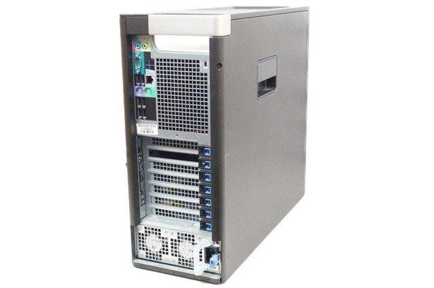 Dell Precision T5810 E5-1620v3 4x3.5GHz 8GB DDR4 240GB SSD NVS DVD Windows 10 Home PL