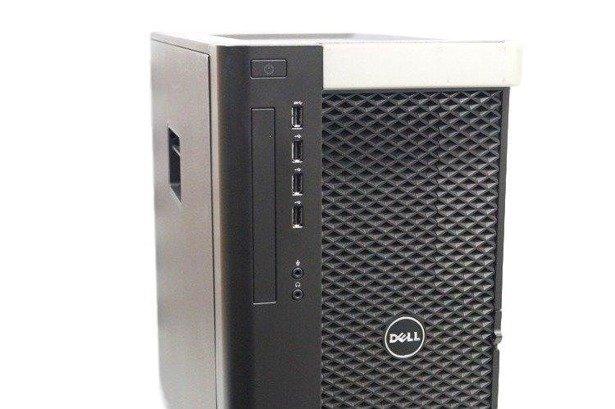 Dell Precision T7600 E5-2687W 8x3.1GHz 32GB 240GB SSD NVS Windows 10 Professional PL