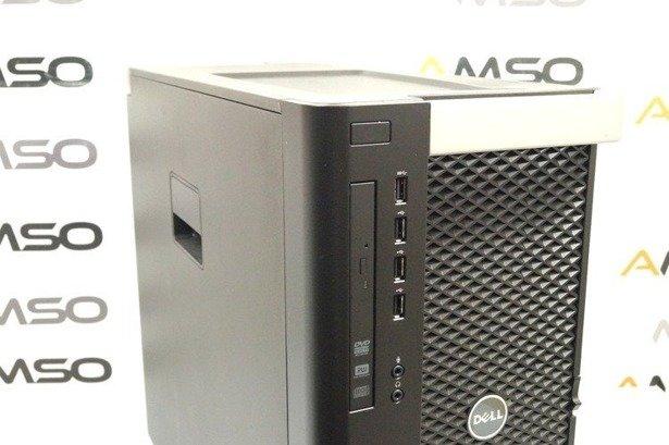 Dell Precision T7610 E5-2687W 8x3.1GHz 32GB 240GB SSD NVS Windows 10 Professional PL