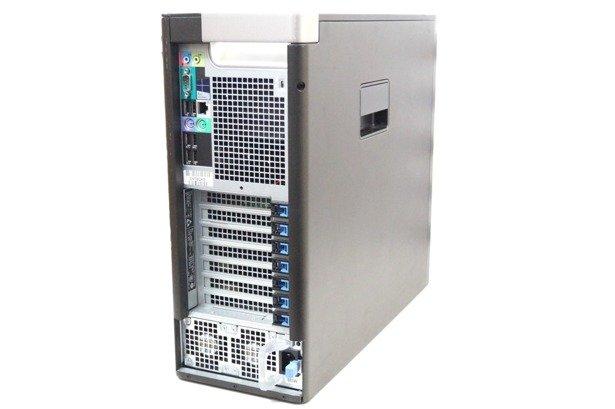 Dell T7810 2xE5-2609v3 32GB 1TB SSD NVS WIN10 PRO