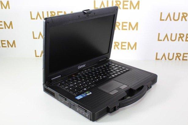GETAC S400 i5-3320M 8GB 120GB SSD GT730 WIN 10 PRO