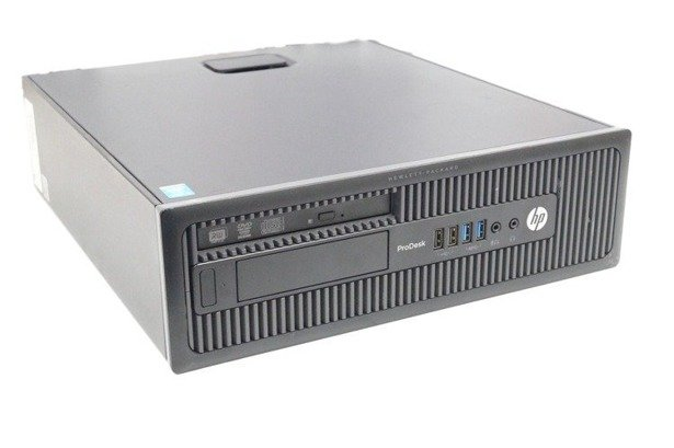 HP 600 G1 SFF i5-4570 8GB 240GB SSD WIN 10 HOME