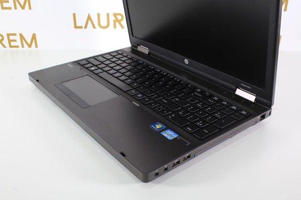 HP 6570b i3-2370M 4GB 240GB SSD WIN 10 PRO