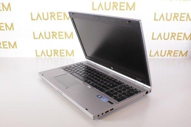 HP 8570p i5-3320M 4GB 120GB SSD HD+ WIN 10 HOME