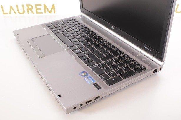 HP 8570p i5-3320M 4GB 120GB SSD HD+ WIN 10 PRO