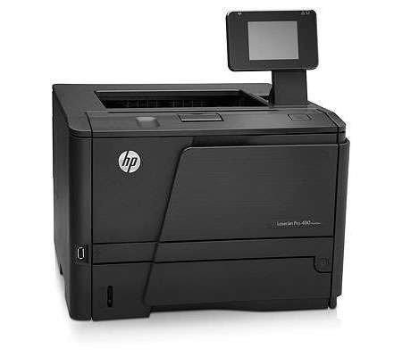 HP PRO 400 M401DN Przebieg do 10 tysięcy stron