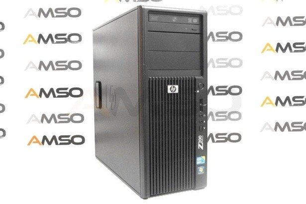 HP WorkStation Z200 X3460 4x2.8GHz 8GB 240GB SSD NVS DVD Windows 10 Professional PL
