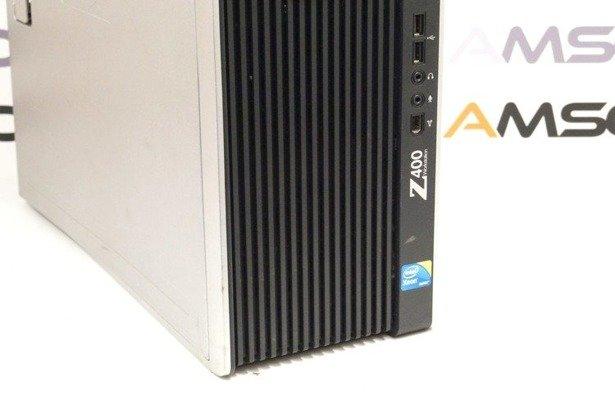 HP WorkStation Z400 W3520 4x2.66GHz 6GB 240GB SSD DVD NVS