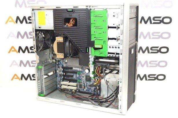 HP WorkStation Z400 W3520 4x2.66GHz 6GB 480GB SSD DVD NVS Windows 10 Professional PL