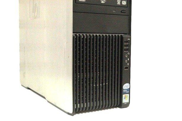 HP WorkStation Z600 E5620 4x2.4GHz 12GB 500GB NVS DVD Windows 10 Professional PL
