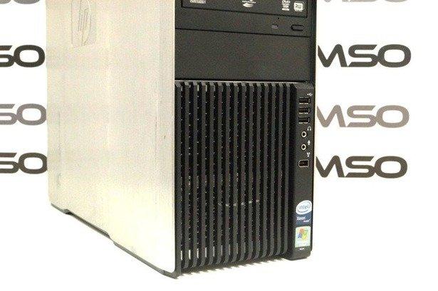 HP WorkStation Z600 E5620 4x2.4GHz 16GB 480GB SSD NVS DVD Windows 10 Professional PL